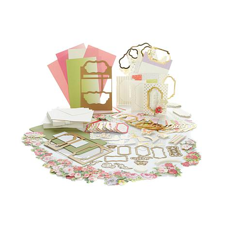 Anna Griffin Fantastic Flips Cardmaking Kit With Cutting