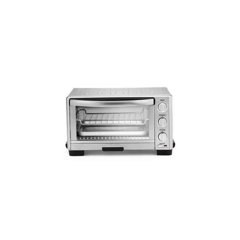 cuisinart tob 1010 toaster oven broiler