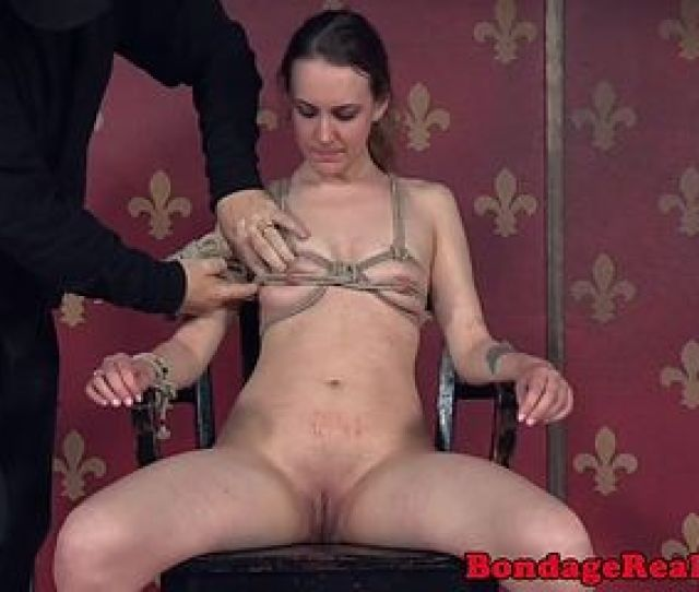 Free Chained Bdsm Sub Tied Up And And Toyed Porn Video Slutload Mobile
