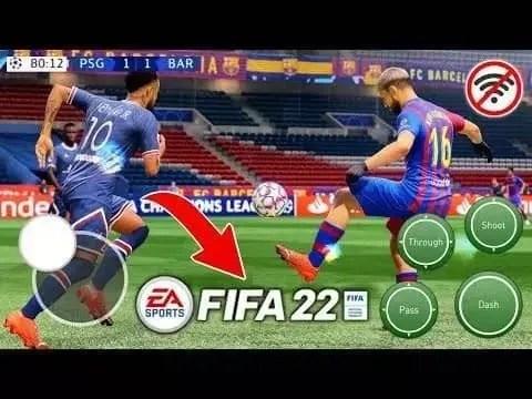 FIFA 22 apk Obb data download