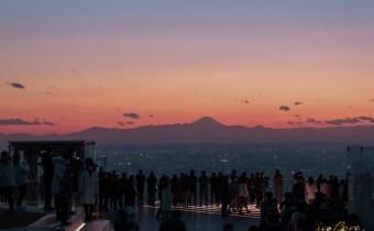 東京夜景》澀谷SHIBUYA SKY 看到東京鐵塔晴空塔的最新熱門夜景