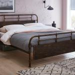 Nixson Metal Bed Frame Dreams