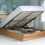 Isabella Wooden Ottoman Bed Frame Dreams