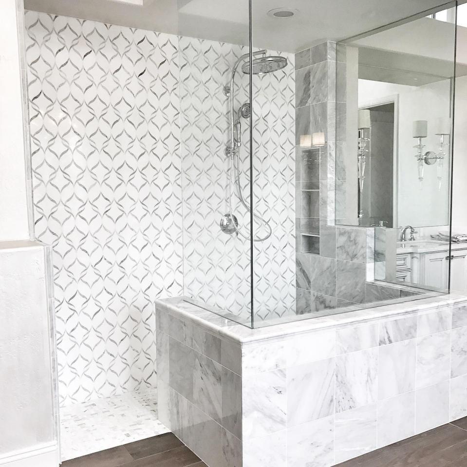 stylish shower ideas