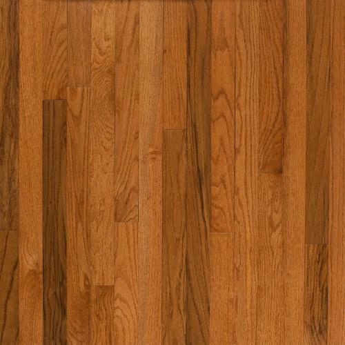 Gunstock Select Oak High Gloss Solid Hardwood 3 4In X 2 1 4In | Bruce Hardwood Stair Treads | Trim | Autumn Glen | Plywood | Red Oak | Nose Molding