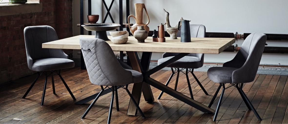 the industrial furniture collection