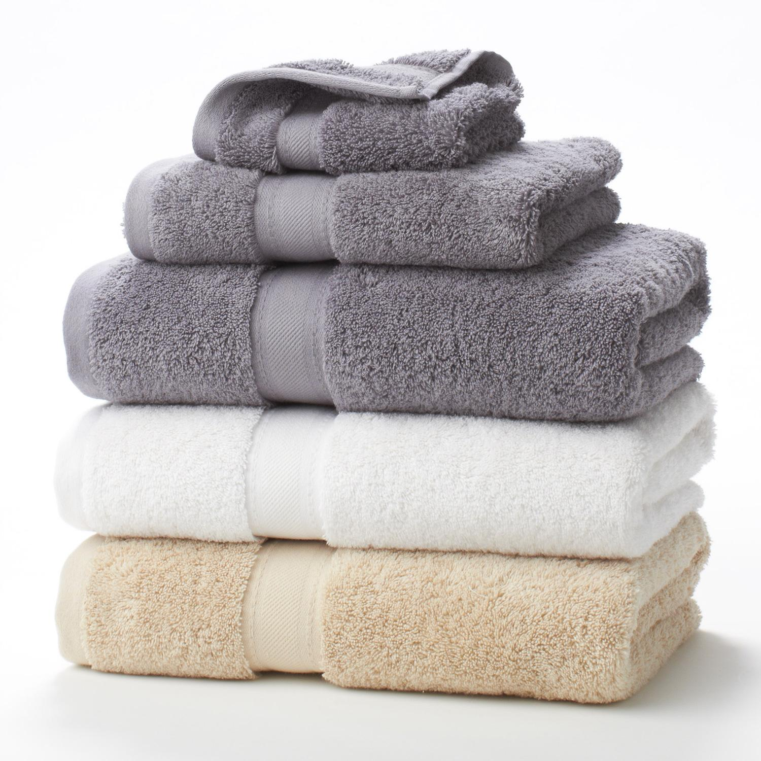 Luxury Cotton Cashmere Towel The Company Store