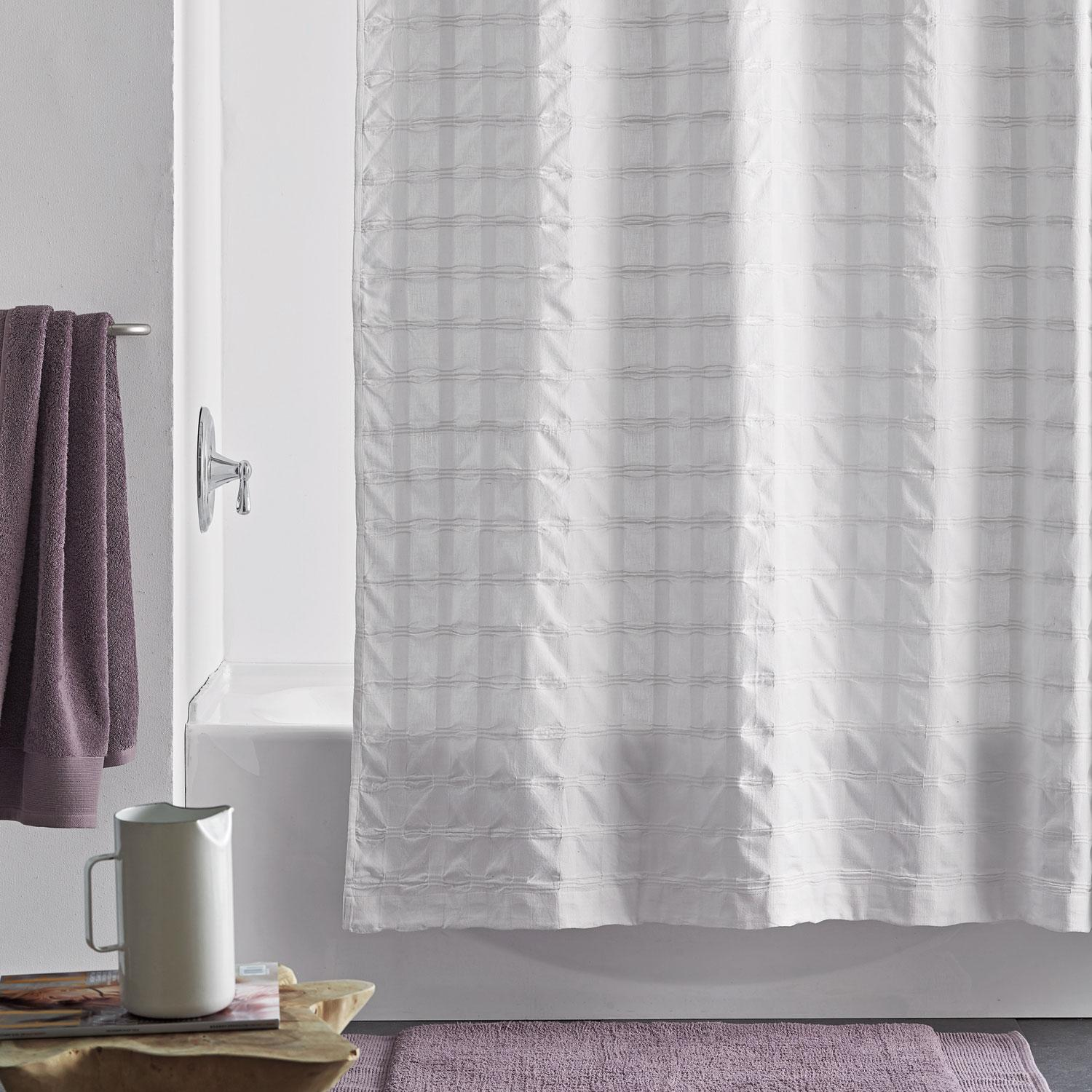 Organic Cotton Shower Curtain The Company Store