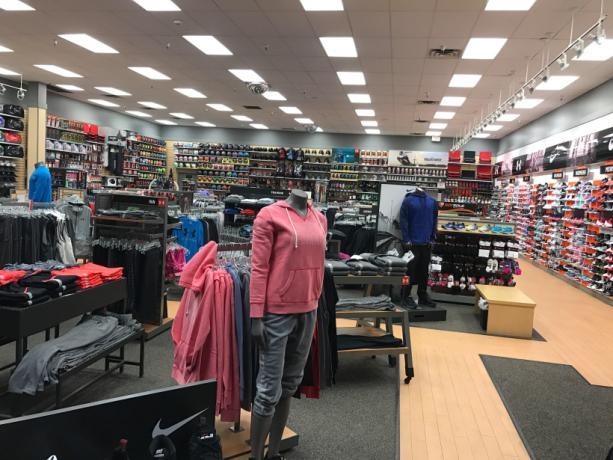Kansas City Shoe Stores