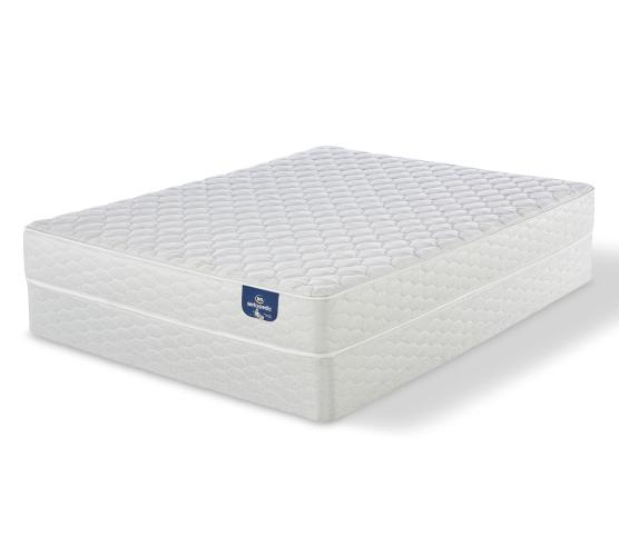 serta sertapedic glenroy 4 5 firm memory foam mattress