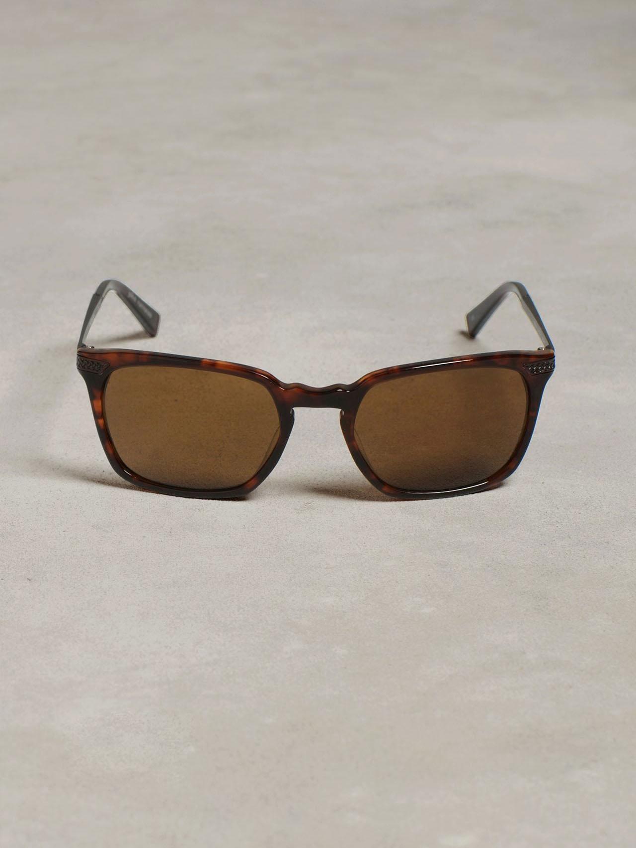 Slim Wayfarer Sunglasses