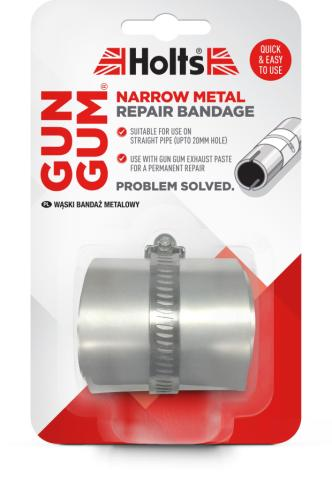 holts gun gum flexiwrap straight pipe repair