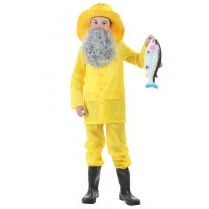 Child Fisherman Costume