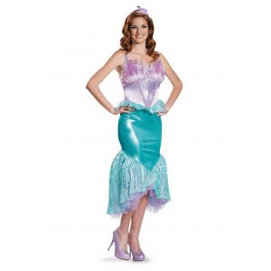 Deluxe Womens Ariel Costume
