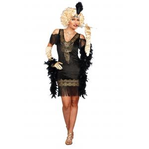 Swanky Women's Flapper Costume