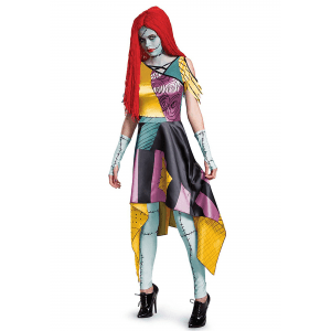 Sally Prestige Adult Costume from Nightmare Before Christmas
