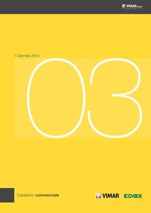 Calamo Catalogo Vimar 2013 1