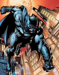 Batman Dark Knight DC Comics