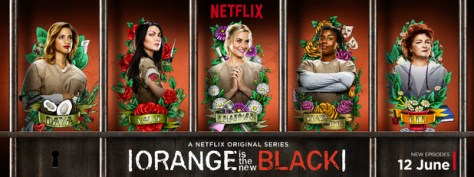 Orange is the New Black S3 banner