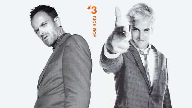 'Trainspotting' Then & now: Jonny Lee Miller as Sick Boy