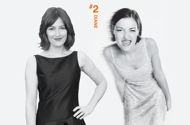 'Trainspotting' Then & now: Kelly Macdonald as Diane