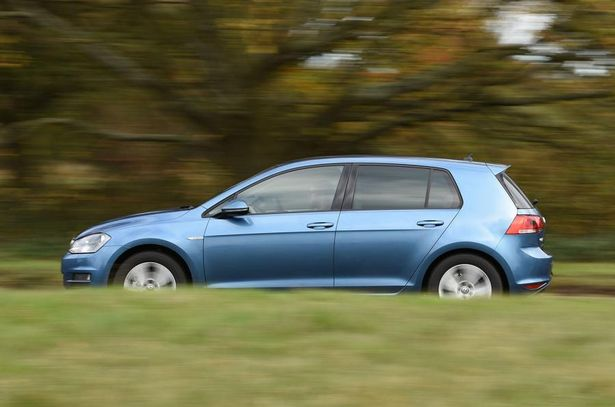 Automotive evaluate: Volkswagen Golfing 1.Zero TSI Bluemotion vw golf 1 bluemotion 0002 0