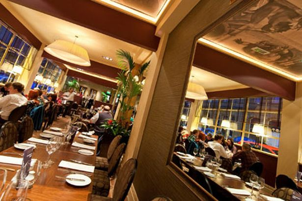 Steak Restaurants Quayside Newcastle