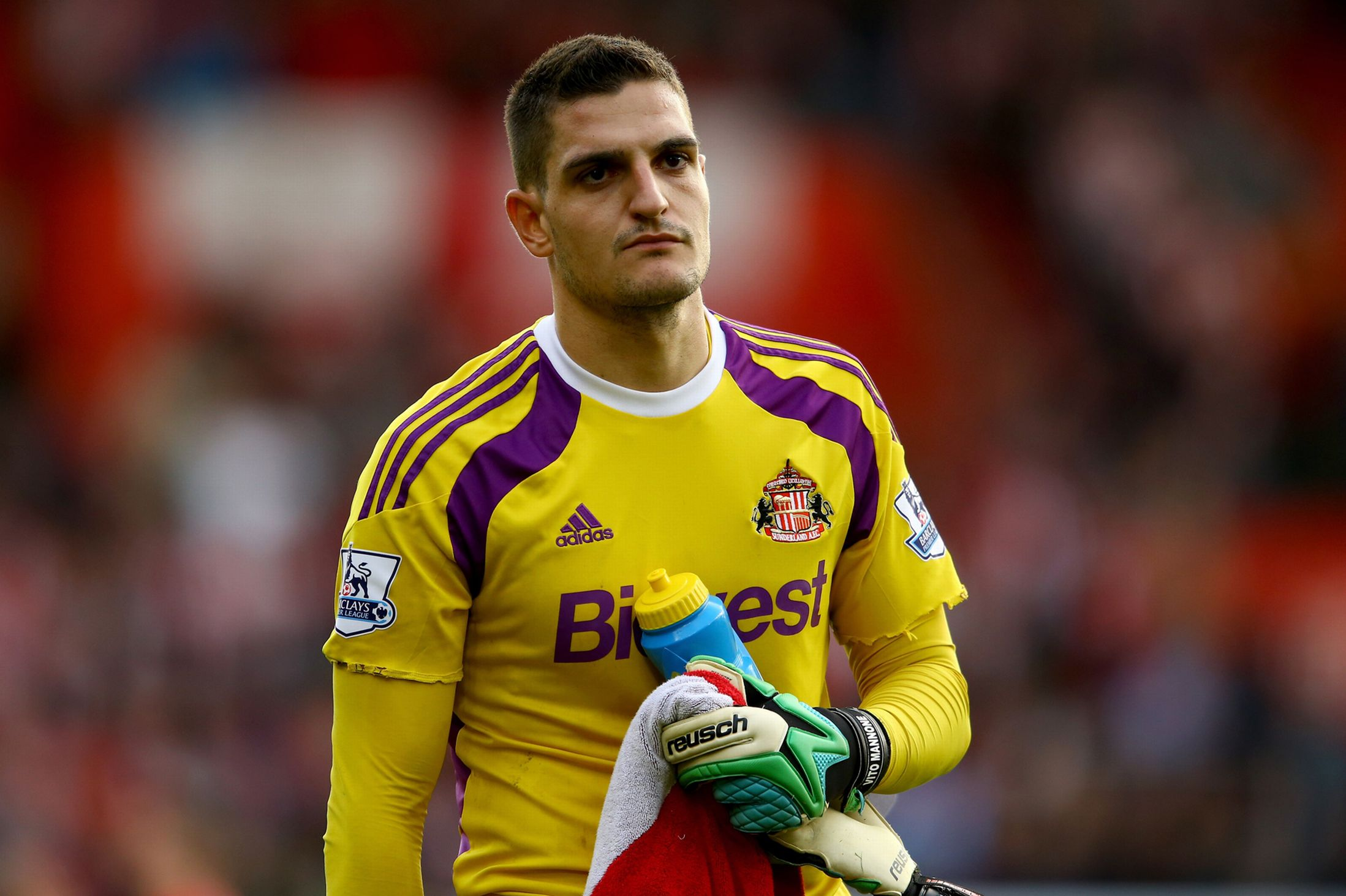 Image result for vito mannone reading