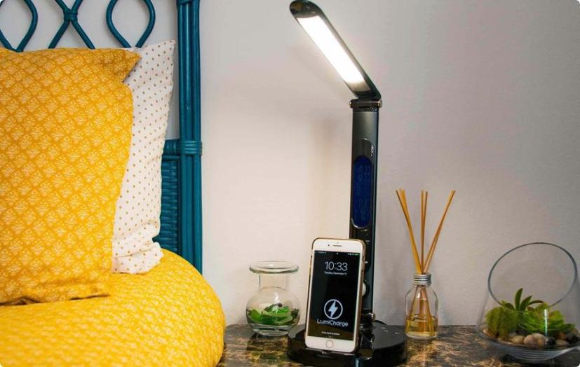 This smart LED lamp can truly do it all