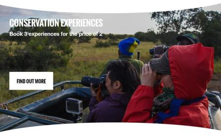 Conservation Experiences