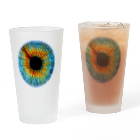 Eyescape Drinking Glass