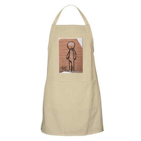 Standing guy Apron