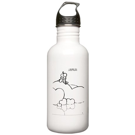 Mushy Stainless Water Bottle 1.0L