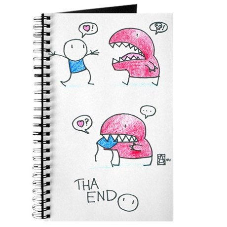 Love Chomped Journal