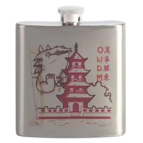 Go-zirra Flask