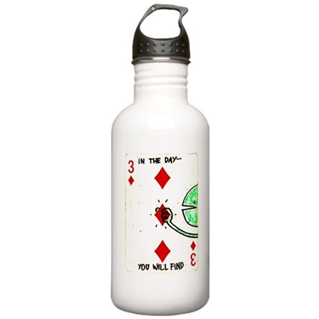 Find a gem Stainless Water Bottle 1.0L