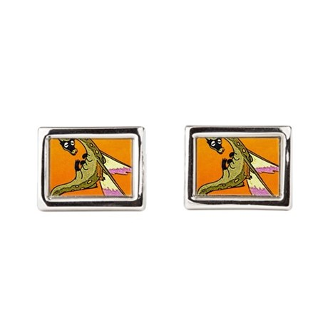 Dragon Lick Cufflinks