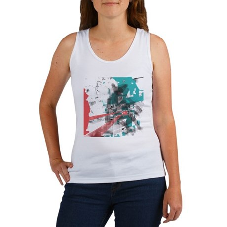 Crazy by Voln Women's Tank Top