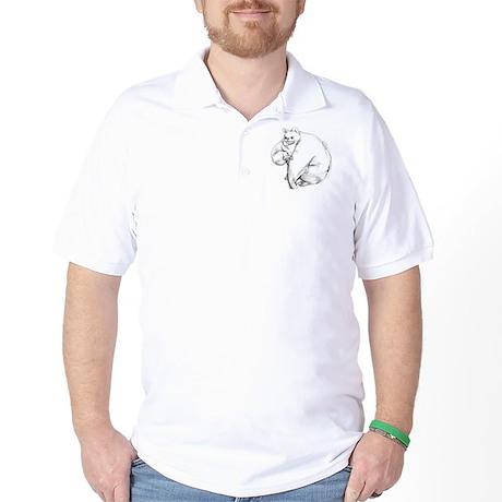 bIG mONSTER Golf Shirt