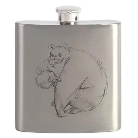bIG mONSTER Flask