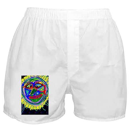 Sunface Boxer Shorts