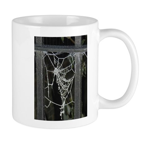 Frozen Spiderweb Mugs