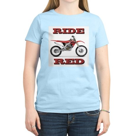 Ride Red Women's Light T-Shirt