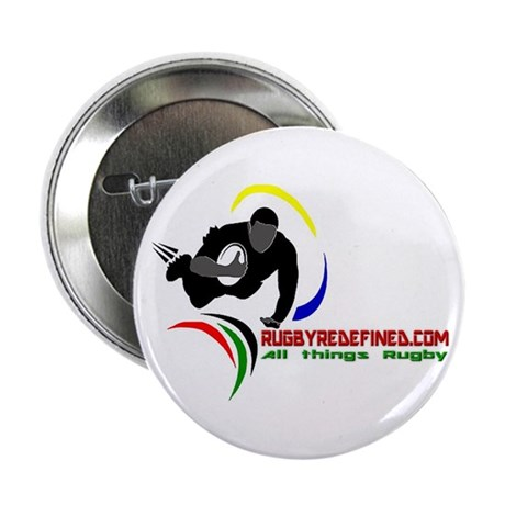"Rugby Redefined 2.25"" Button"