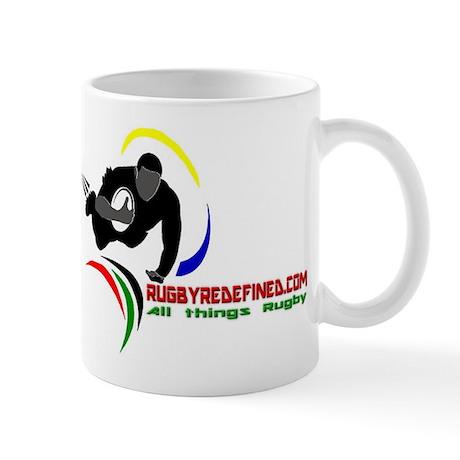 Rugby Redefined Mug