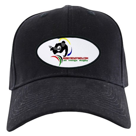 Rugby Redefined Black Cap