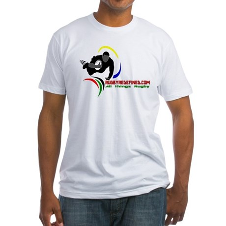 Rugby Redefined Fitted T-Shirt