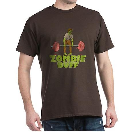 Zombie Buff Dark T-Shirt