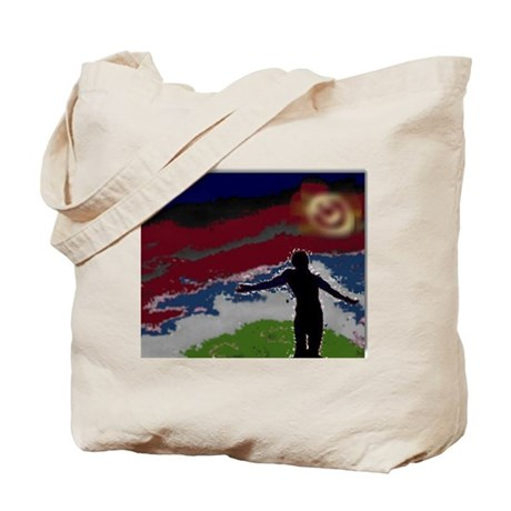 FATHERS FORGIVE Tote Bag