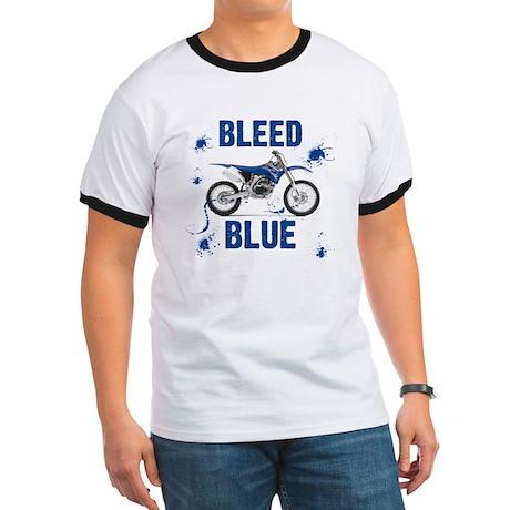 2-Bleedblue.png T-Shirt